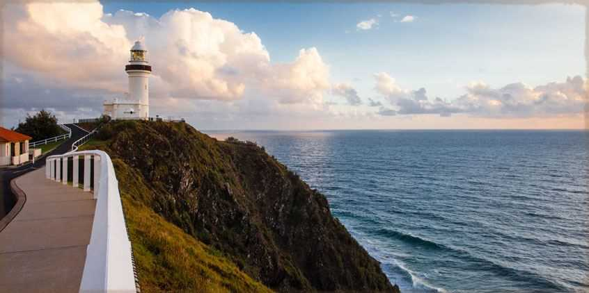 Byron Bay Lighthouse Accommodation Byron Bay